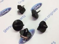 Ford Fiesta MK2/XR2 New Genuine Ford splash shiled clips